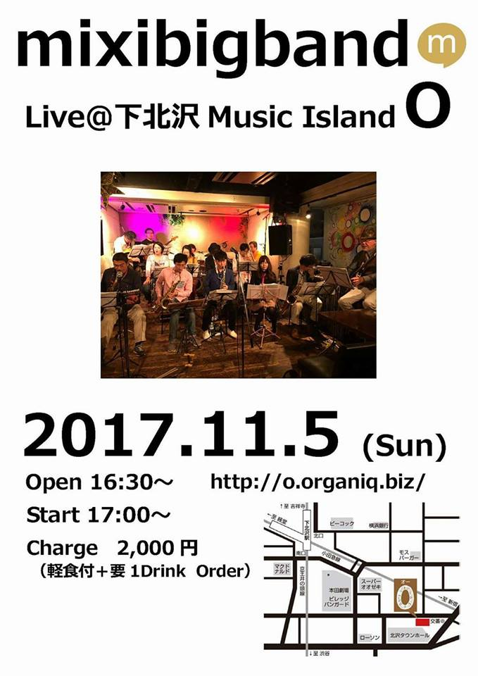 mixi BigBand Live
