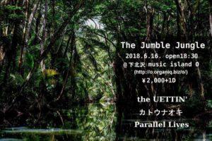 The Jumble Jungle【夜】