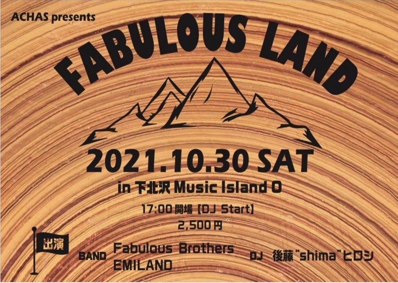 FABULOUS LAND
